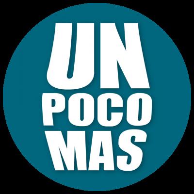Un Poco Mas Retina Logo