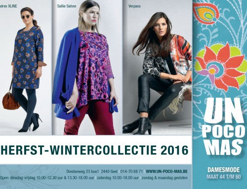 Herfst-Wintercollectie 2016